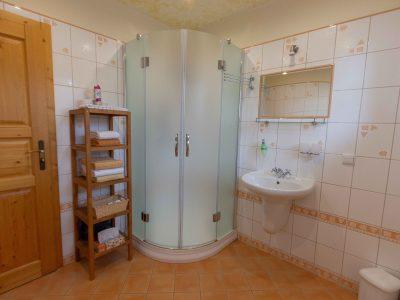 Penzion POD HRADEM - Koupelna